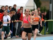 Kaylee van de Par - T-Meeting 2013 - Atletiek