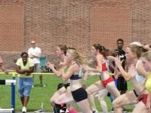 Kaylee van de Par - T-Meeting 2014 - Atletiek