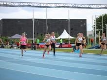Kaylee van de Par - T-Meeting 2015 - Atletiek