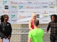 Marije van Hunenstijn - T-Meeting 2017 - Atletiek
