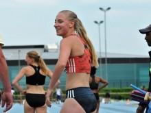 Eefje Boons - T-Meeting 2018 - Atletiek
